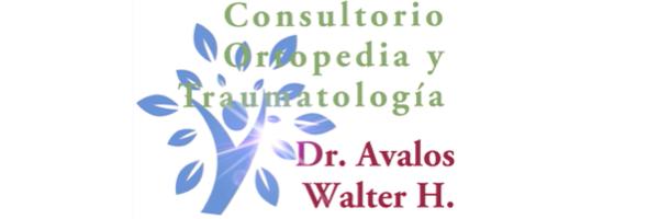 logo - Consultorio Dr. Avalos Walter H. Ortopedia y Traumatología