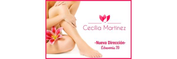 logo - Cecilia Martínez Depilación Estética y Salud